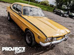 Mk3 Ford Capri 2.8 injection E90BSK