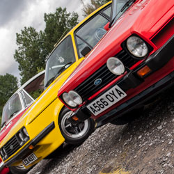 Leyburn Classic Ford meet September 2016
