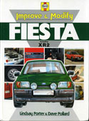Haynes Improve and Modify Fiesta inc XR2