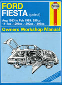 Mk2 Fiesta Owners Workshop Manual