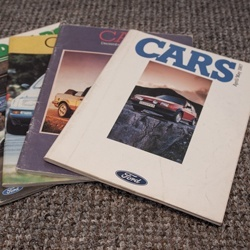 Ford Sales Brochures