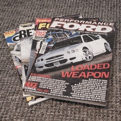 Ford Fiesta magazine articles