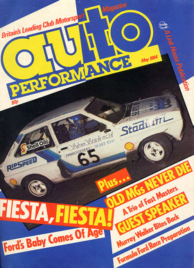 Auto Performance May 1984