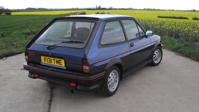 xr2 viewed from rear quarter
