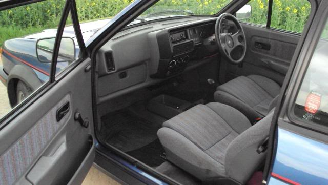 xr2 interior and dashboard