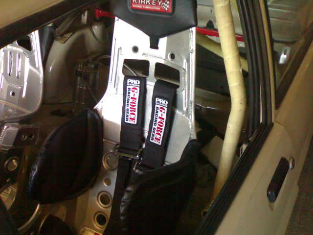 G-Force racing gear harnesses