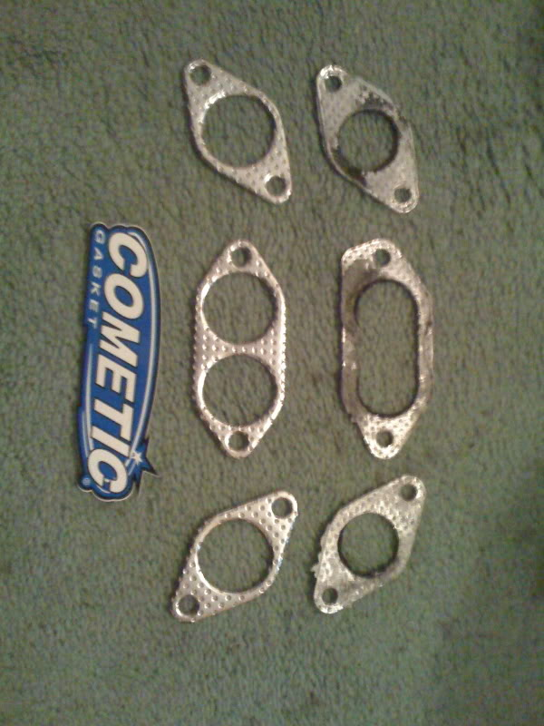 Ford exhaust gasket