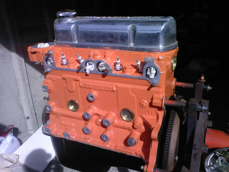 X-Flow engine refurbished