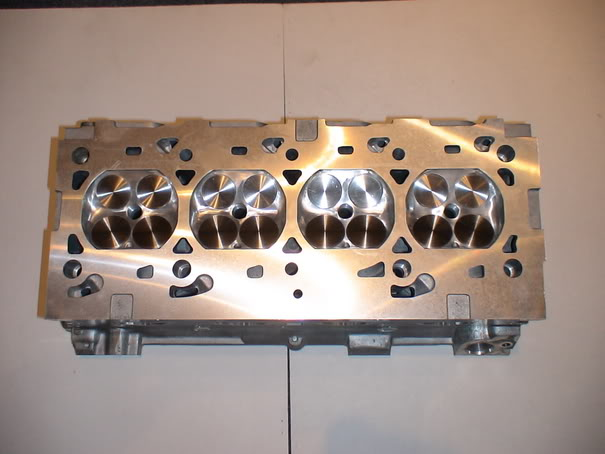 Stage 2 Ford CVH cylinder head