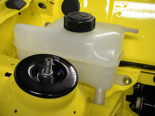 brand new Fiesta XR2 header tank