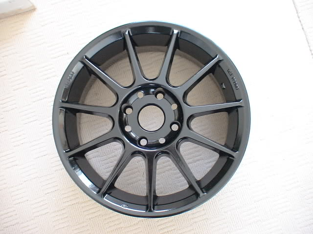 refurbished ace alloy wheels